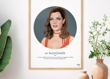 Layout - POSTER - THE PASSIONATE - ASÅP CREATIVE STUDIO