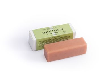 Soaps - WEEKLY MASK-SOAP - OPPIDUM - COSMETIQUE NATURELLE