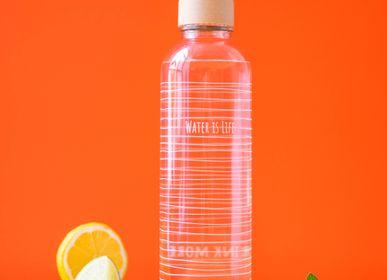 Gifts - CARRY BOTTLE - glass drinking bottle - CARRY BOTTLES