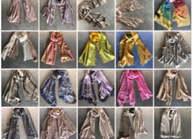 Foulards et écharpes - 100% cashmere scarves & stoles  - PATRIZIA D.