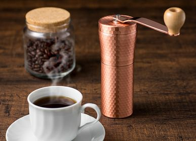 Tea / coffee accessories - CERAMIC COPPER COFFEE MILL(TUCHIME) - MILLU