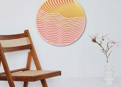 Wall decoration - Circular n°4 - STUDIO GU