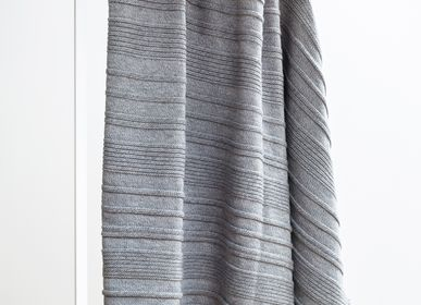 Throw blankets - acne merino wool blanket - LINOO