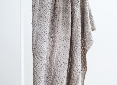 Plaids - opera merino wool blanket  - LINOO