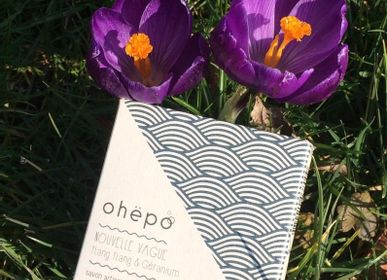 Gifts - Organic soap NEW WAVE - OHËPO