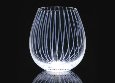 "Chambres d'hotels - Karai-opale verre ""Tokusa"" - HIROTA GLASS MFG. CO., LTD."