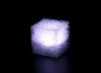 Outdoor decorative accessories - MIYAVIE Cube Light / Tube Light - MIYAVIE MAISON KOICHIRO KIMURA