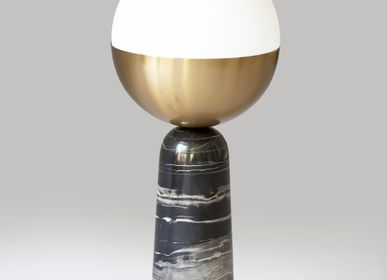 Chambres d'hotels - GLOBE – TABLE LAMP - SQUARE IN CIRCLE STUDIO