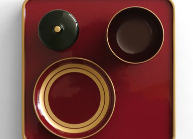 Everyday plates - KINSEN Saucer - ISUKE