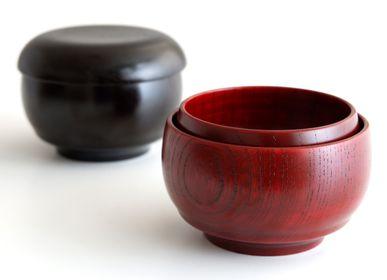 Bol - KOWANSARA Ensemble de bols à soupe - ISUKE