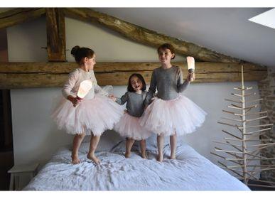 """Accessoires enfants - Lampe Nomade """"Passe-Partout"""" Coeur - POLOCHON & CIE"""