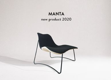 Chairs - Manta chair - BOTACA