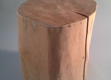 Office seating - Driftwood stool - DECO-NATURE