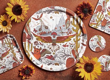 Trays - Frontier - Tray - Table mat - coaster - Placemats - JAMIDA OF SWEDEN