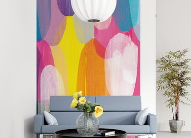 Other wall decoration - Arc-en-ciel - Panoramic & exclusive wallpaper - LA TOUCHE ORIGINALE