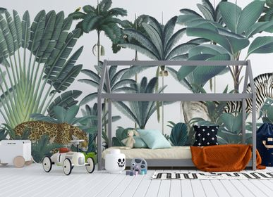 Other wall decoration - Instinct - Panoramic  wallpaper - LA TOUCHE ORIGINALE