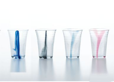 "Glass - ""AWADACHI"" glass series made in Japan, specifically designed for beer. - TOYO-SASAKI GLASS"