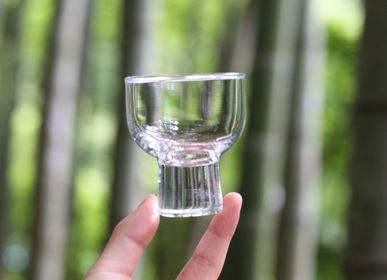 Verres - Série de verres à saké, y compris les articles recommandés par « Japan Sake and Shochu Makers Association ». - TOYO-SASAKI GLASS