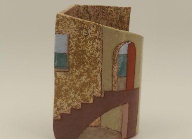 Vases - Vase Archi A - ELISABETH BOURGET