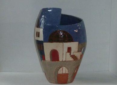 Vases - Vase Archi - B- 2 - ELISABETH BOURGET