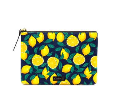 Clutches - Grande Pochette : midnights lemons - CASYX