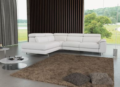 Leather goods - SOFA SORRENTO - MITO HOME BY MARINELLI