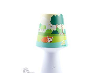 Objets de décoration - Veilleuse nomade, lampe nomade LED, Décoration de chambre enfant  - J'VAIS L'DIRE À MA MÈRE !