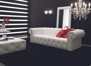 Leather goods - SOFA ALTAIS - MITO HOME BY MARINELLI