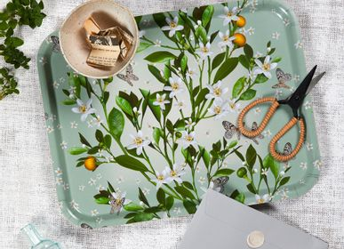 Trays - Orange Blossom - Trays - Tablemats - Placemats - JAMIDA OF SWEDEN
