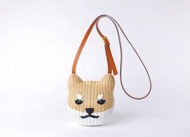Bags and totes - Rattan Bag Shiba S size - KEORA KEORA TOKYO