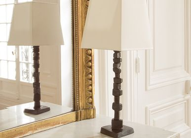 Hotel bedrooms - FRAGILE Table lamp - OBJET INSOLITE