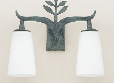 Outdoor space equipments - ALIA Outdoor sconce - OBJET INSOLITE
