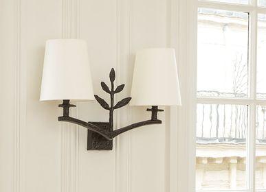 Hotel bedrooms - TILLIA Wall lamp - OBJET INSOLITE