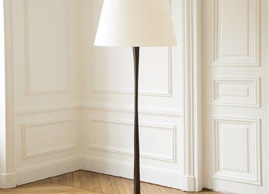Hotel bedrooms - INES Floor lamp - OBJET INSOLITE