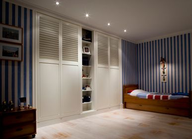 Doors - JASNO SHUTTERS - interior shutter with adjustable blinds in Closet and Dressing Doors - JASNO