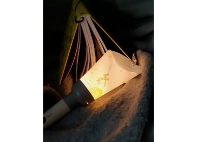 "Wireless lamps - Lampe Nomade ""Passe-Partout"" Le Petit Prince takes off - POLOCHON & CIE"