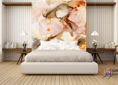 "Other wall decoration - WALLPAPER series ""Autumn Treat"" - H'AUTEUR D'ENCRES"