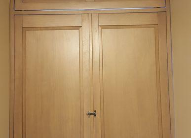 Portes - JASNO SHUTTERS - volet intérieur plein ou persienné - JASNO