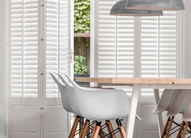 Curtains and window coverings - JASNO SHUTTERS - full or louver interior shutter - JASNO