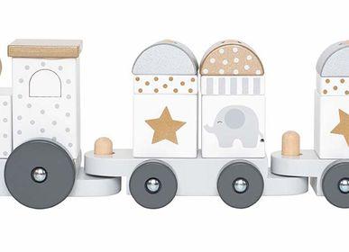 Toys - Wooden range SILVER - JABADABADO