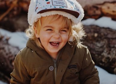 Kids accessories - Casquette Snow Resort Moumoute - HELLO HOSSY®