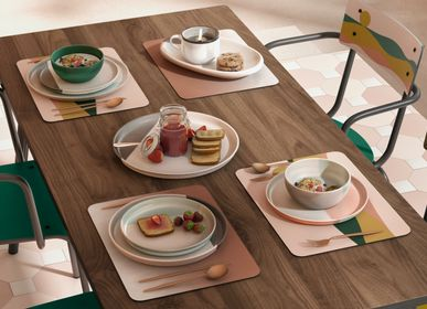 Sets de table - SET DE TABLE LULU - 40x30 cm - LES GAMBETTES