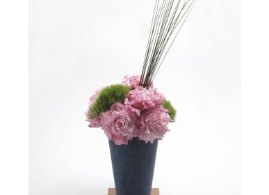 Floral decoration - Flower vase HM+51-V - KANAYA