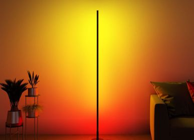 Design objects - SHOKUSEN LAMP - OKISU DESIGN