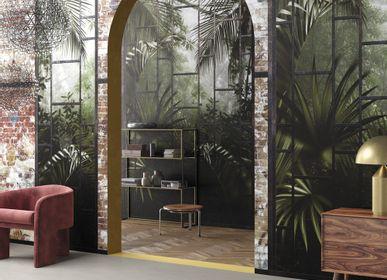 Wallpaper - Behind The Wall Jungle Canopy Wallpaper - LA MAISON MURAEM