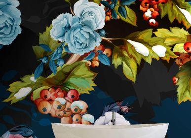 Wallpaper - Original Italian Design Wallpaper Oceano - LA MAISON MURAEM