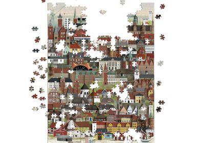 Cadeaux - Danemark jigsaw puzzle (1000 pièces) - MARTIN SCHWARTZ