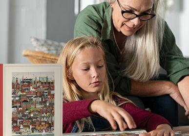Gifts - Denmark jigsaw puzzle (1000 pieces) - MARTIN SCHWARTZ