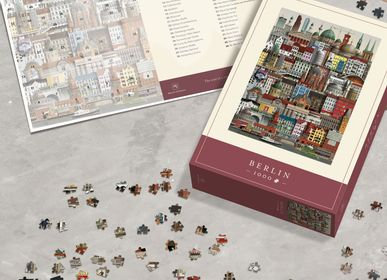 Gifts - Berlin jigsaw puzzle (1000 pieces) - MARTIN SCHWARTZ