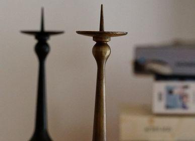 Candlesticks and candle holders - GUSOKU 2 candle holder - NOUSAKU